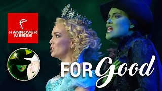 """For Good"" Performed by Kara Lindsay and Christine Dwyer 