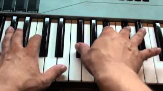 April Wine - I Wouldn't Want to Lose your Love - Piano Tutorial