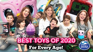 Best Toys 2020 - Spin Master Toy Review