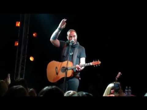 Adam Gontier - Breaking the Habit (Russia, Samara, Tribute to Chester Bennington 21.11.2017)