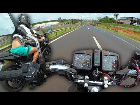 RD 135 VS NINJA 250 | COMO DAR TRABALHO PRA UMA NINJINHA *assista!!!* TWO STROKE RACING