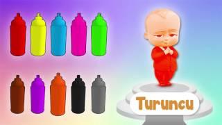 Patron Bebek Renkleri öğreniyorum 123vid
