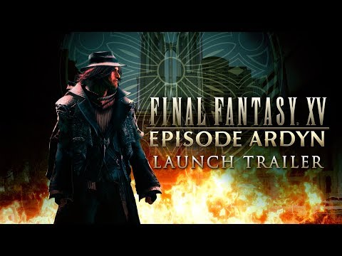 "FINAL FANTASY XV EPISODE ARDYN | ""The Truth of the Lucii"" Launch Trailer (Closed Captions) thumbnail"