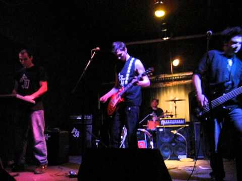 Alternate Revolution live at knickerbockers