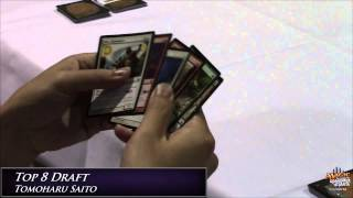 Grand Prix Atlanta 2014 - Top 8 Draft with Tomoharu Saito