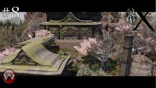 Mod List X   Sky Haven Temple   Skyrim SE Playthrough    Part 8