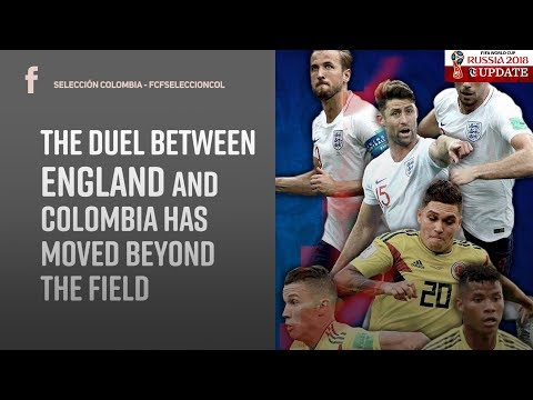 Match preview: England vs Colombia