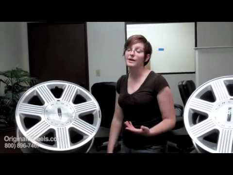 MKT Rims & MKT Wheels - Video of Lincoln Factory, Original, OEM, stock new & used rim Co.