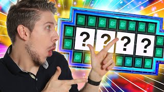 Wheel Of Fortune | We DON'T know that one!