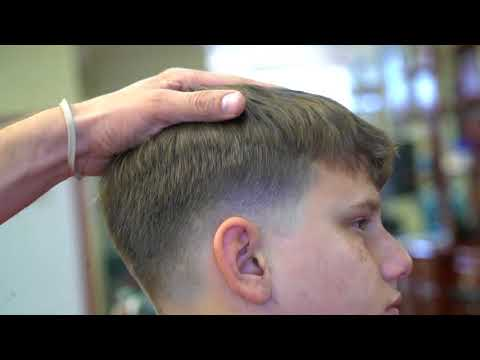 Men's Haircut Tutorial with JRL Clippers: How to Do a Skin Fade