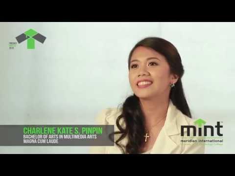 MINTClusive: Kate Pinpin Magna Cum Laude