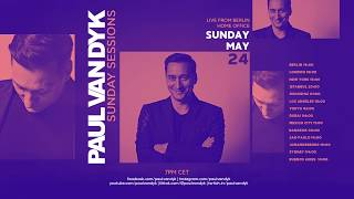 Paul van Dyk - Live @ Sunday Sessions #11 2020