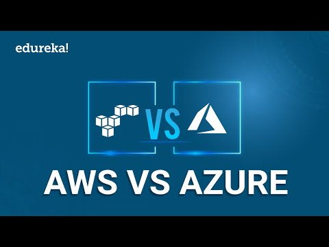 AWS Vs Azure - Which One Should I Learn | AWS And Azure ...
