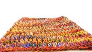 Loop Schal Häkeln Woolly Hugs Cloud Ein Knäul Ein Schal