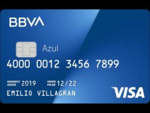 , title : 'Ventajas y Desventajas de la Tarjeta de Crédito Azul BBVA'
