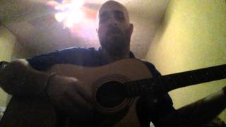 Where She Told Me To Go (Eric Church cover)