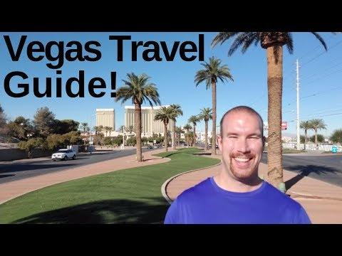Las Vegas Travel Guide: 50 Best Vegas Tips 2019! (Jacob's Life in Vegas)