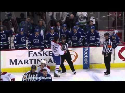 Zack Kassian vs. Brad Staubitz