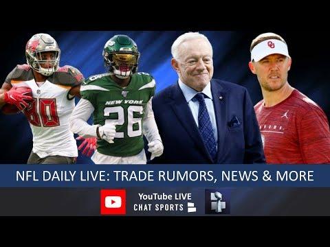NFL Daily Live with Mitchell Renz & Tom Downey (10/14/2019)