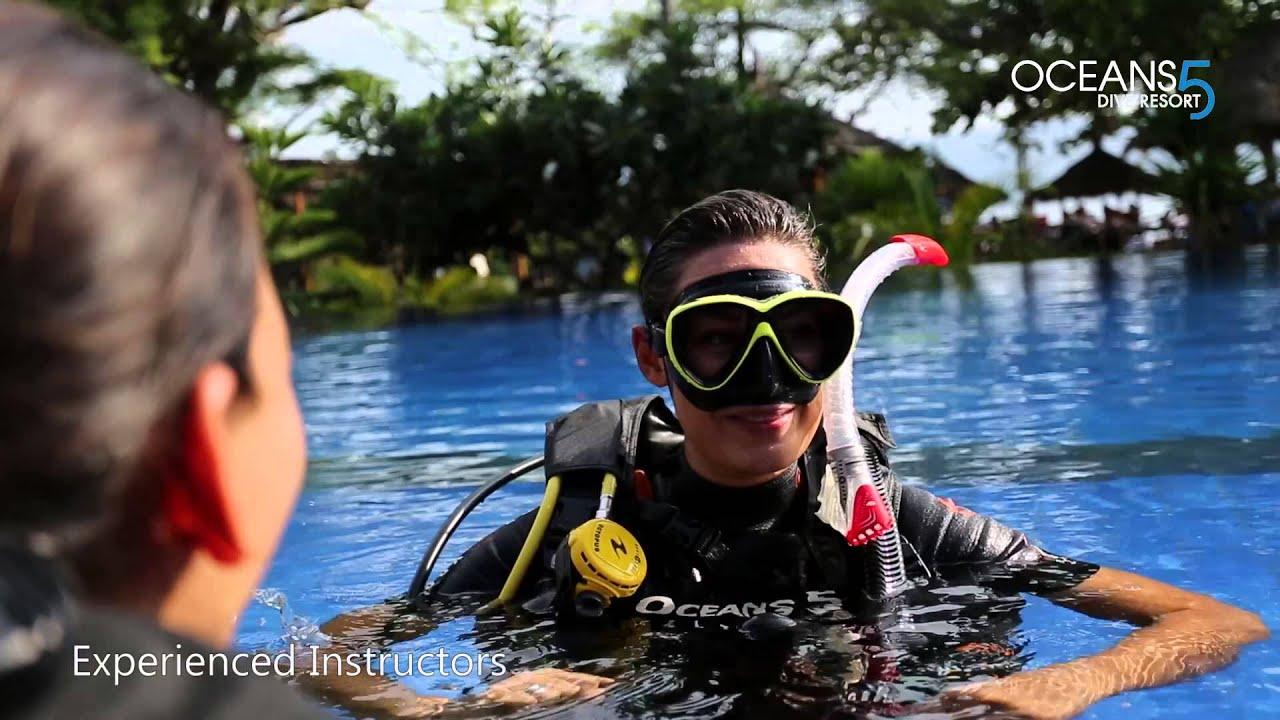 Oceans 5 Dive Promotional Video