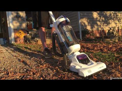 Black+Decker AirSwivel Vacuum Destruction