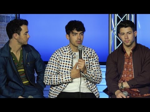 EXCLUSIVE: The Jonas Brothers reveal their favorite tracks from 'Happiness Begins'