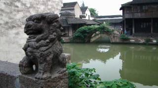 preview picture of video 'Wuzhen East Gate 烏鎮東柵 - 小橋流水 day 1 - 22 ( China )'
