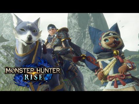 Monster Hunter Rise | Deluxe Edition (Nintendo Switch) - Nintendo Key - EUROPE - 1