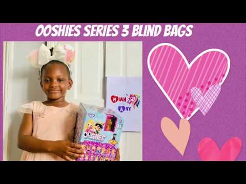 Ooshies series 3 treasure hunt