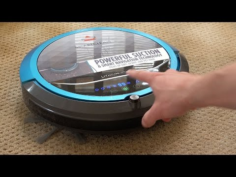 Bissell SmartClean Robot Vacuum – REVIEW