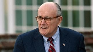 Rudy Giuliani says Trump should be interviewed by Mueller