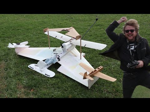 rc-frankenplane-rises-from-ashes--vlog0122