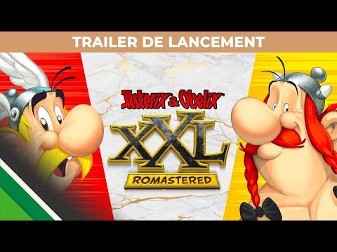 Trailer de lancement pour Astérix & Obélix XXL Romastered  de Astérix & Obélix XXL Romastered