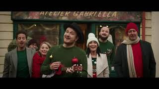 Vánoční song TV Nova - Ve vaší ulici