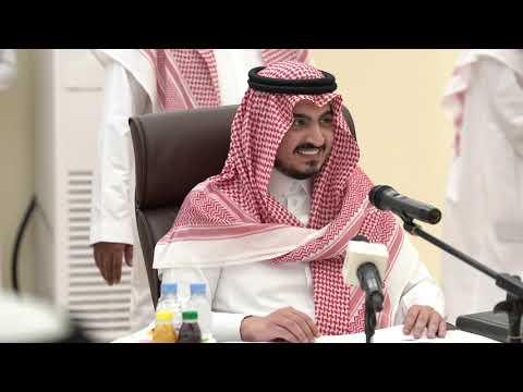 نائب أمير مكة يتابع آخر الاستعدادات و التجهيزات لأعمال الحج