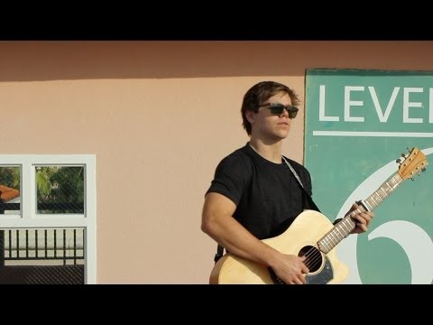 Let Her Go - Passenger (official cover by Matt Robinson)
