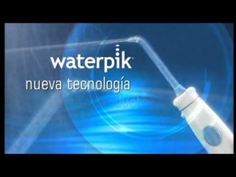 Waterpik, para una higiene bucal más completa