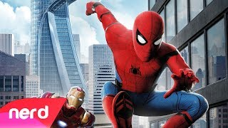 Spider-Man Homecoming Song   Head In The Clouds   #NerdOut (Unofficial Soundtrack)