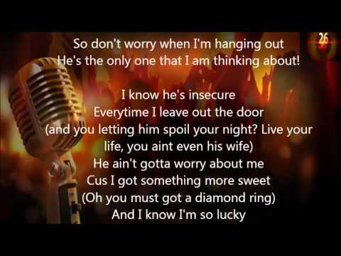 Missy Elliot - Nothing Out There For Me lyrics feat beyonce
