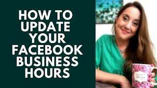 Essential Update for your Facebook Business Page