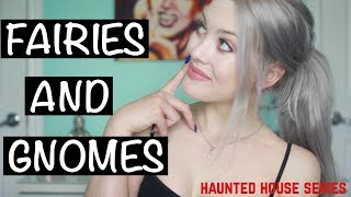 The Mystical Creatures | My HAUNTED House! | Paranormal Storytime..