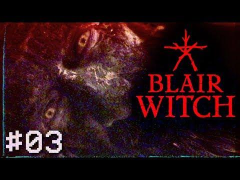BLAIR WITCH  #03  PŘÍJEMNÁ PROJÍŽĎKA KEMPEM   by PTNGMS