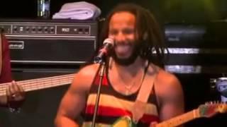 """Black Cat"" - Ziggy Marley | Live at Sacher Gardens in Jerusalem, IL (2011)"