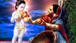Aarti Kunj Bihari Ki-Kripa Krishna Ki~ Krishna Slideshow!