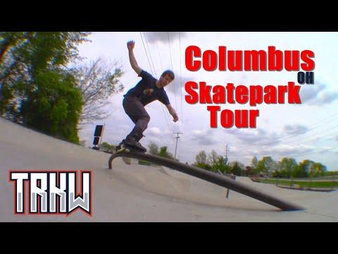 Columbus OH Skateparks