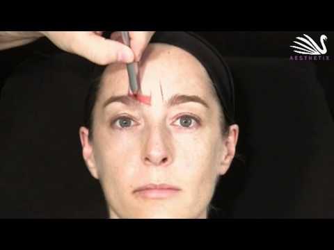Die kosmetischen Mängel der Person