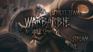 WarBarbie:  [Mobile Legends] uNext°Vitasik