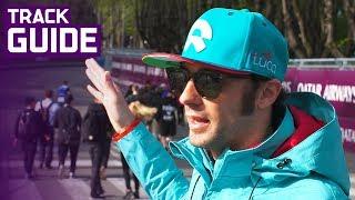 Rome Track Guide - 2018 CBMM Niobium Rome E-Prix presented by Mercedes EQ