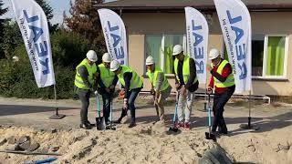 Wideo1: Rusza budowa Hali Tenisowej Akwawita