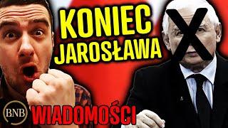 Morawiecki WYRZUCI Kaczyńskiego! To KONIEC PiS | WIADOMOŚCI